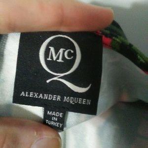 McQ by Alexander McQueen Dresses - SALE Alexander McQueen butterfly dress